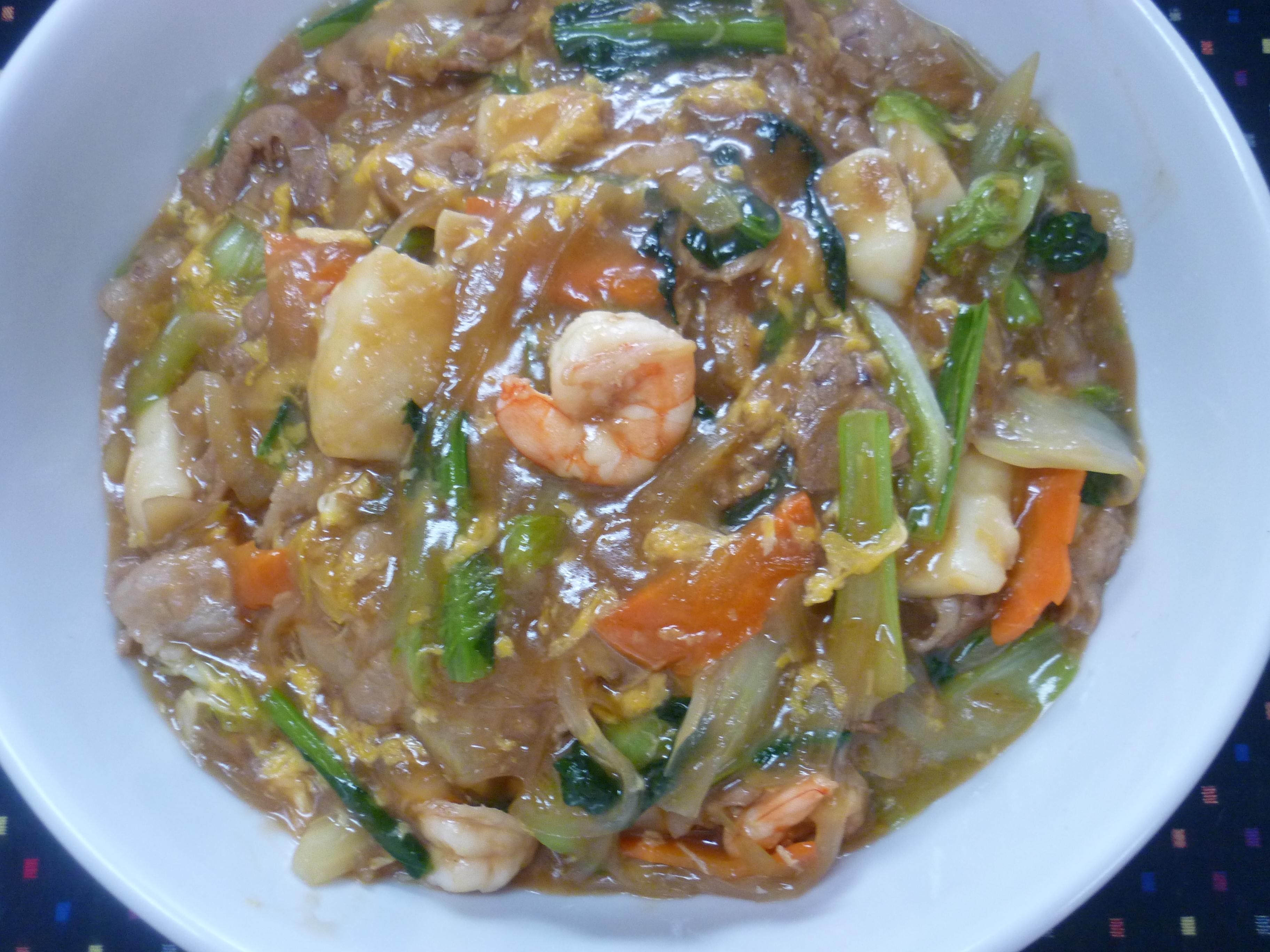 什景桧飯(中華丼)
