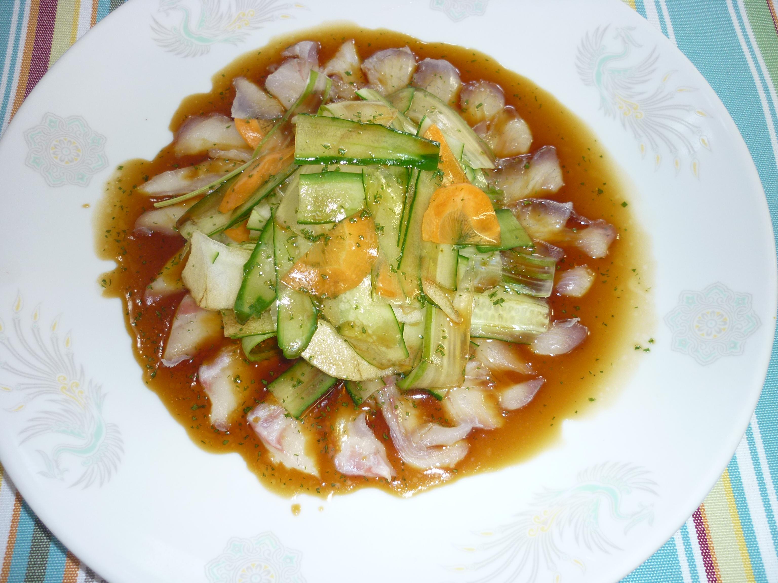 香麻滑鮮魚片